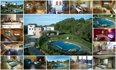 Best Le Marche Accommodations: Agriturismo Coroncina, Belforte del Chienti | Le Marche another Italy | Scoop.it