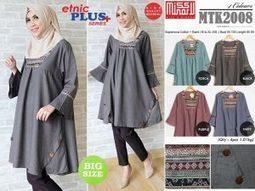 grosir baju wanita murah MTK2008 - Grosir Baju Muslim Termurah b7d59aee13