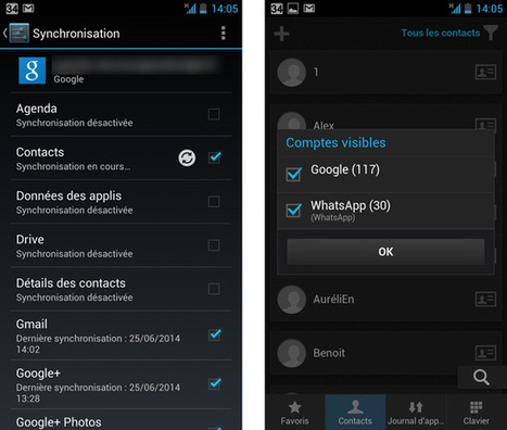 Tutoriel : sauvegarde et transfert sur Android - AndroidPIT | mlearn | Scoop.it