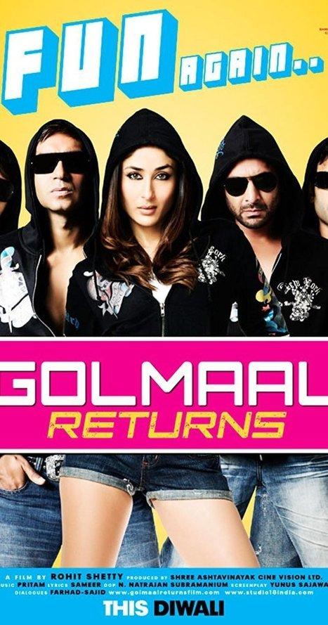 Hindi Golmaal Returns Pdf Download
