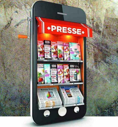 Presse et numérique, des deux côtés de l'écran | Le journaliste mutant | Scoop.it