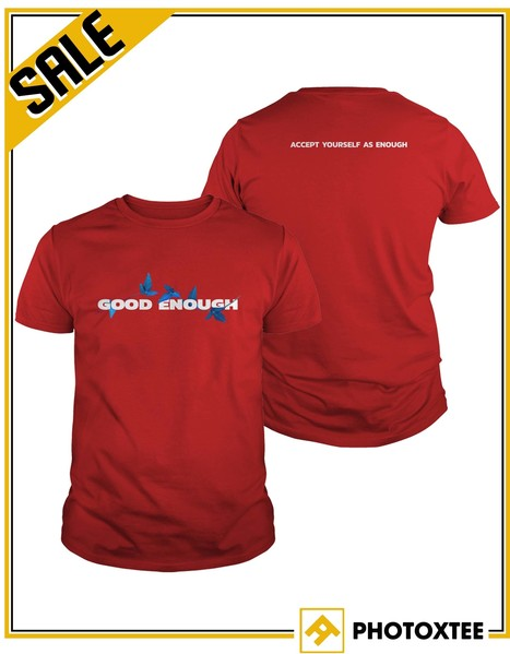 d7c1f3059b60 Nathan Zed Good Enough Shirt