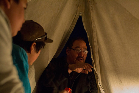 Inuit historians that helped search for Sir John Franklin | Inuit Nunangat Stories | Scoop.it