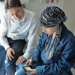 Case Study: Pain Squad Mobile App—Helping Young Cancer Patients Track Pain | mHealth: Patient Centered Care-Clinical Tools-Targeting Chronic Diseases | Scoop.it