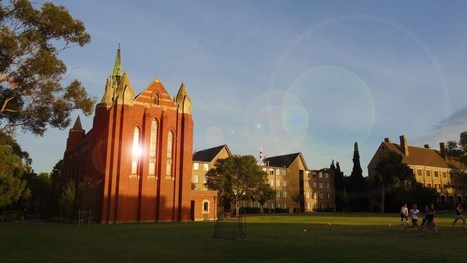 The College Chapel:  Puritan Relic or Campus Hot Spot? | JRD's higher education future | Scoop.it