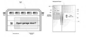 Patent show how Google Glass could use augmented reality to control your garage door, fridge, and more | Augmented Reality 311 | Scoop.it