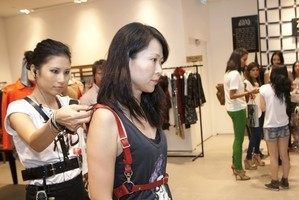 Fashion's Night Out Hits Asia | Global Luxury | Scoop.it