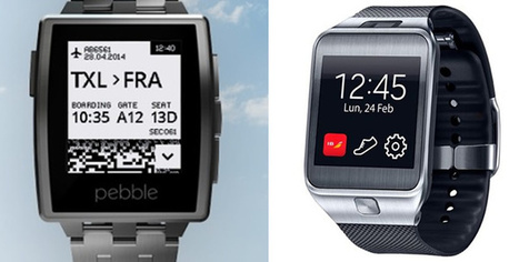 airlinetrends.com » Iberia and airberlin latest carriers to develop smartwatch boarding passes | Travelled | Scoop.it