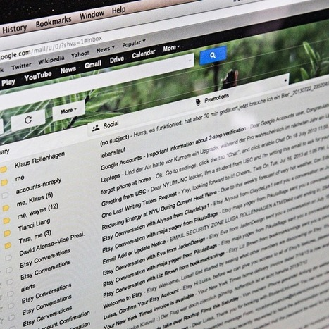 How to Use Tabs in Gmail | Life @ Work | Scoop.it