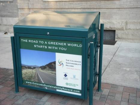 A Public Place Recycling Program That Relies on People Power | The Future of Waste | Scoop.it