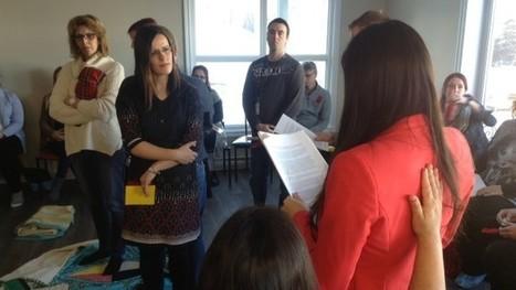 Une pièce de théâtre interactive pour faire tomber les préjugés envers les Autochtones | Espaces autochtones | ICI Radio-Canada.ca | AboriginalLinks LiensAutochtones | Scoop.it