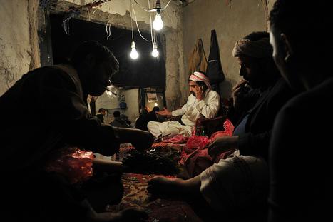 Yemen: A fine balance | Photojournalist: Alex Potter | photography | Scoop.it
