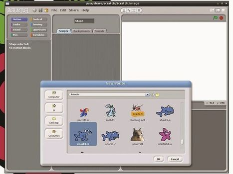 20 step guide to write your on game with Scratch | Disfrutar aprendiendo | Scoop.it