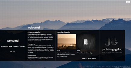 10 Rock Solid Website Layout Examples | Design Shack [cool way to SEE web design] | Design Revolution | Scoop.it