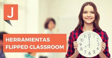 Flipped Classroom. ¡Descubre mis 5 herramientas preferidas! | Didáctica de las Ciencias Sociales, Geografía e Historia | Scoop.it