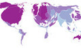 Carbon map infographic: a new way to see the Earth move | The Glory of the Garden | Scoop.it