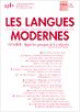 Appel à contributions (Langues Modernes) Les langues de spécialité aujourd'hui dans le secondaire et dans le supérieur   TELT   Scoop.it
