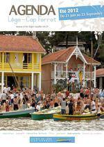 Agenda de Lège-Cap Ferret (été 2012)   Bassin d'Arcachon   Scoop.it