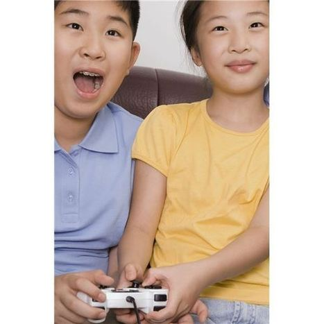 How Gaming Can Encourage Healthy Habits in Kids | The Learning Game | Scoop.it