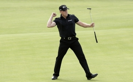 Irish Open : La delivrance de Donaldson - Le Figaro | Golf News by Mygolfexpert.com | Scoop.it