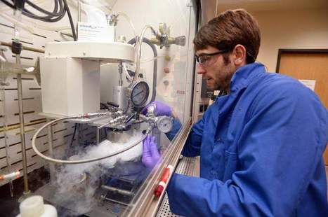 Students get job track down to a science | STEM Advocate | Scoop.it