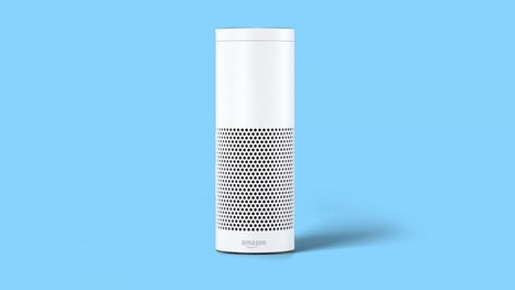 How Alexa conquered the cocktail party | book publishing | Scoop.it