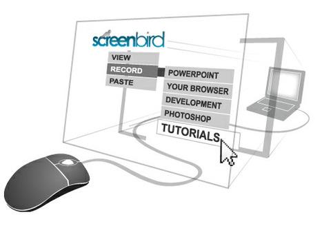 Screenbird : Une application Web très simple pour enregistrer et partager son écran | TICE & FLE | Scoop.it