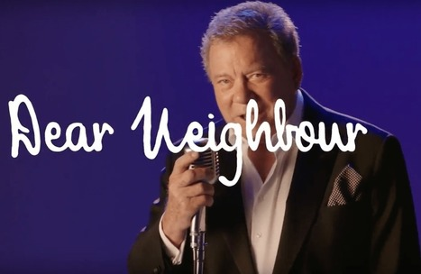 William Shatner Is Selling Montreal Tourism in New Facebook Ad Campaign | Tourism Social Media | Scoop.it