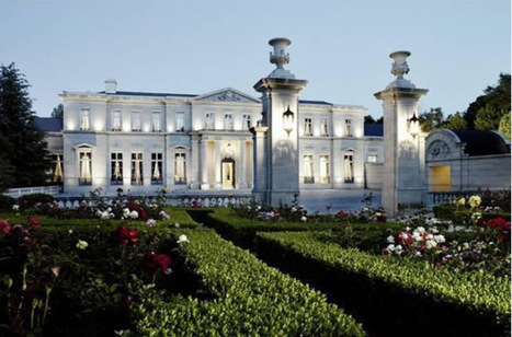 9 of the Priciest Homes Currently on the Real Estate Market in the US.   Tranquility Estate   Scoop.it