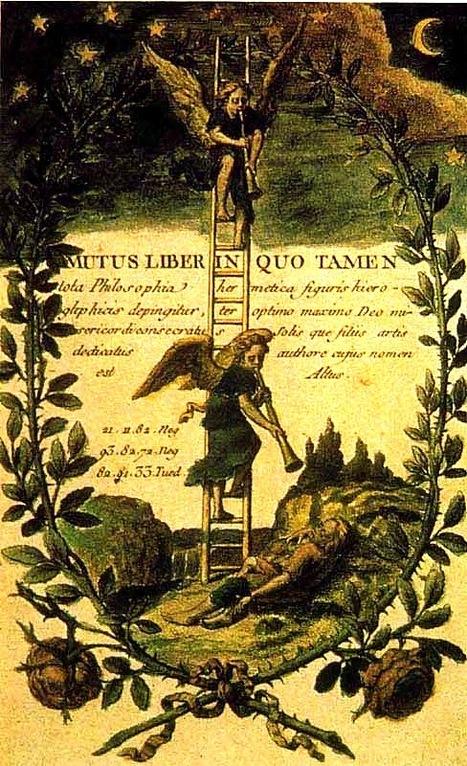 Mutus Liber ou Le Livre muet | Merveilles - Marvels | Scoop.it