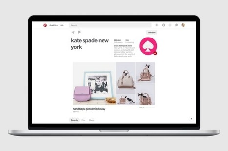 Pinterest Launches Rotating Showcase: This Week in Social Media : Social Media Examiner | Social Media and Digital Publishing | Scoop.it