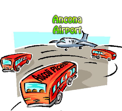 Finally Finalmente Tours: Ascoli Piceno  - Ancona Airport Bus Lines   Le Marche another Italy   Scoop.it