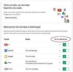 Gmail | Comment sauvegarder ses mails avec Gmail ? Création et téléchargement. | Freewares | Scoop.it