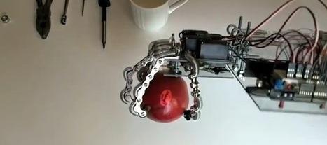 Arduino Blog » Blog Archive » DIY $200 Robotic Hand with Arduino Uno | Peer2Politics | Scoop.it