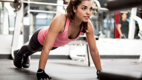 """""""Fitspiration"""" Is Bad For Your Motivation 