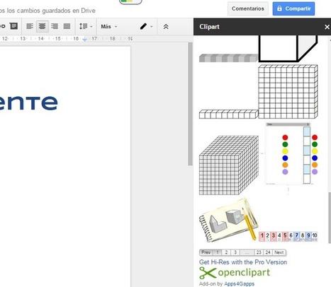 Trucos poco conocidos de Google Drive (parte 2) ~ Docente 2punto0 | Las TIC y la Educación | Scoop.it