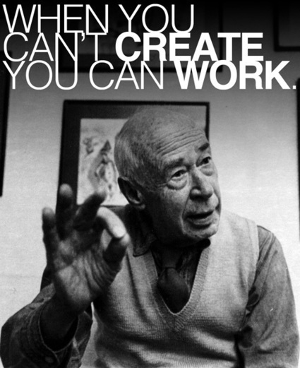 Henry Miller's 11 Commandments of Writing and Daily Creative Routine | Creative Thinking & Pensée créative | Scoop.it