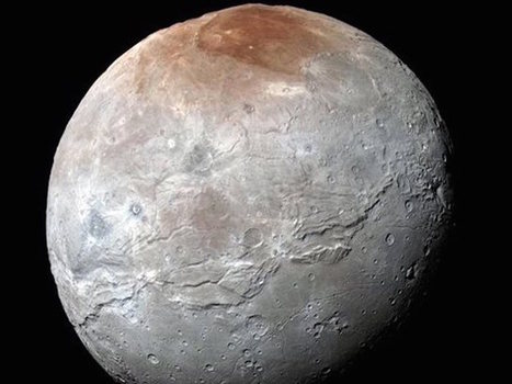 Blue sky and red ice at Pluto, NASA spacecraft discovers - NewsChannel5.com | Astronomy News | Scoop.it