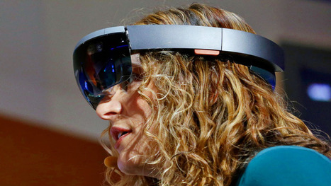 Microsoft leaks new HoloLens details | #inLearning + HCI | Scoop.it