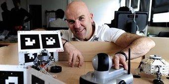 L'ex-PDG d'Atari lève un fonds de 60 millions pour les robots | TIC et Net | iRobolution | Scoop.it