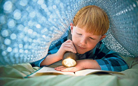 Reading for pleasure 'boosts pupils' results in maths' - Telegraph | Transformational Teaching and Technology | Scoop.it