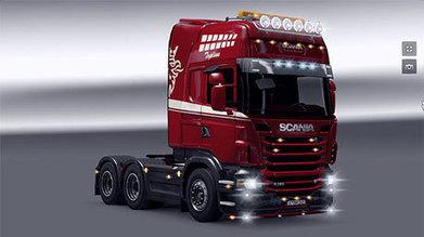 Euro Truck Simulator 2 Mods - Euro Truck Simula