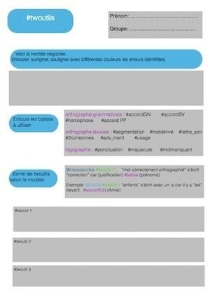 Le dispositif Twictée : un vrai succès et de plus en plus d'adeptes !   Médias sociaux en classe   Scoop.it