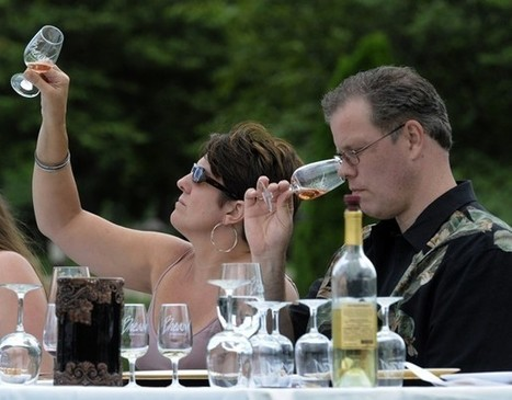 Sniff test: Experts develop their skills over many bottles   Vitabella Wine Daily Gossip   Scoop.it
