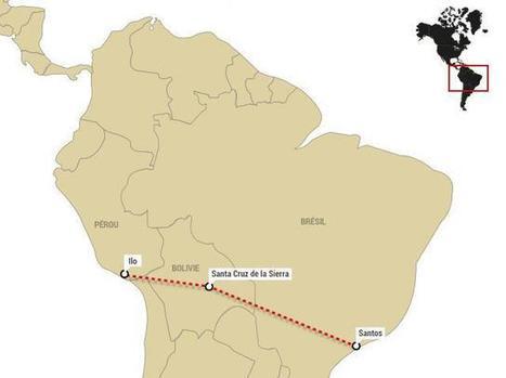 Des trains suisses à travers les Andes | Chroniques boliviennes | Scoop.it