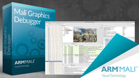 Mali Graphics Debugger - Mali Developer Center | opencl, opengl, webcl, webgl | Scoop.it