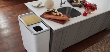 Trending: New Technologies Aiming to Turn the Tide on Home, Business Food Waste   Sustainable Brands   Entrepreneurs   Scoop.it