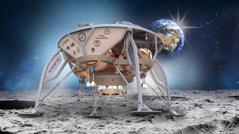Five finalists will try to land a spacecraft on the Moon this year to win the Google Lunar X Prize | Heron | Scoop.it
