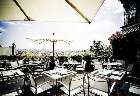 Paris cafés and terraces | Living in Paris | Scoop.it