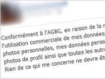 Vie privée: interpeller Facebook sur sa page perso, ça ne sert à rien - Rue89 | Antisocial | Scoop.it